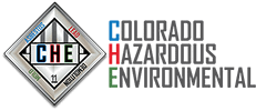 Colorado Hazardous Environmental Mobile Logo