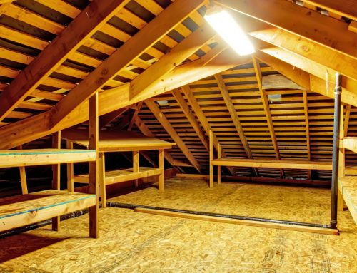 Asbestos, Your Basement, and Attic
