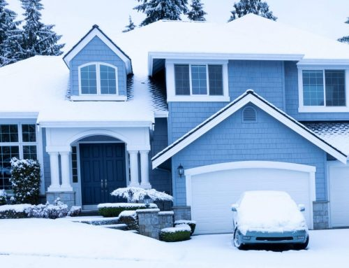 Mold Growth During the Winter Months